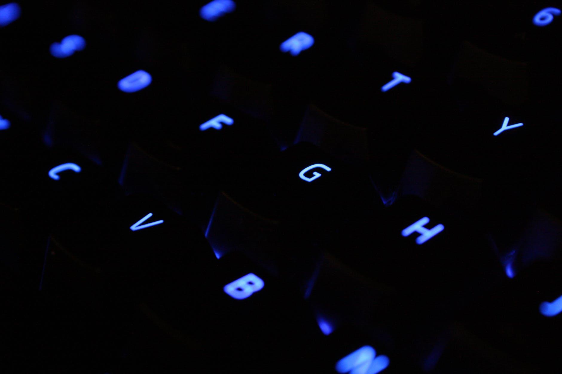 Mechanische Tastaturen sind so taktil.
